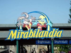 Mirabilandia park entrance